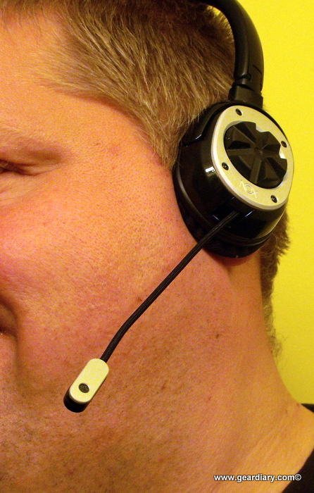 NOX Audio Specialist Headphones Works For Gamers and Office Workers