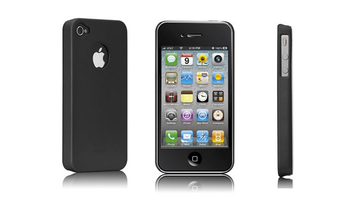 Case-mate Barely There for iPhone 4 - Review