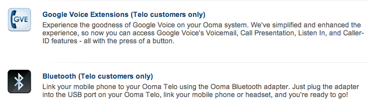 Ooma Telo, Handsets and Advanced Services- Review