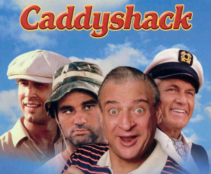 Caddyshack Celebrates 30 Years as the Best Golf Movie Ever