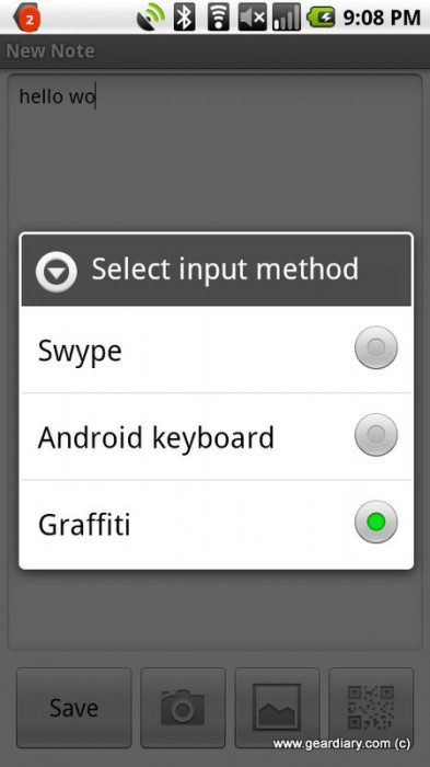 Graffiti One Comes to Android!   Graffiti One Comes to Android!