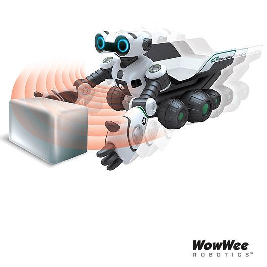 The WowWee Roboscooper Wants Wall-E's Job