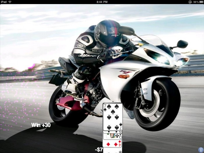 iPhone & iPad App Review: Card Shark Takes a Bite out of Boredom