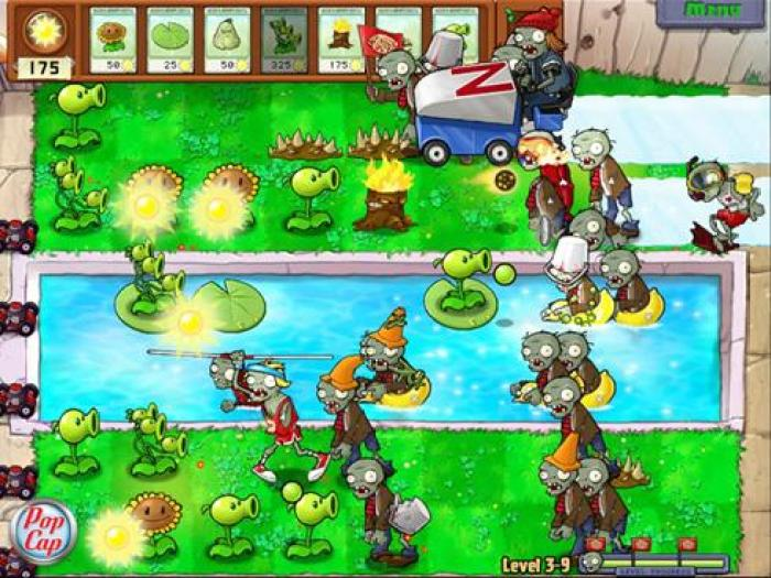 PC/Mac Game Review: Plants vs. Zombies Game of the Year