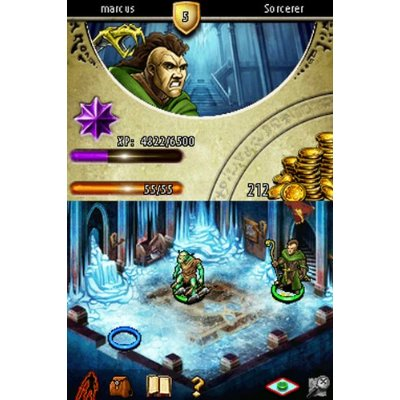 DS Game Review: Puzzle Quest 2  DS Game Review: Puzzle Quest 2  DS Game Review: Puzzle Quest 2  DS Game Review: Puzzle Quest 2