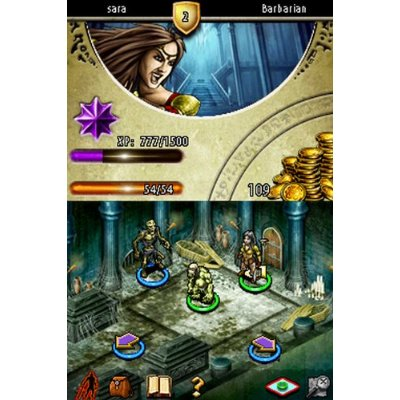 DS Game Review: Puzzle Quest 2