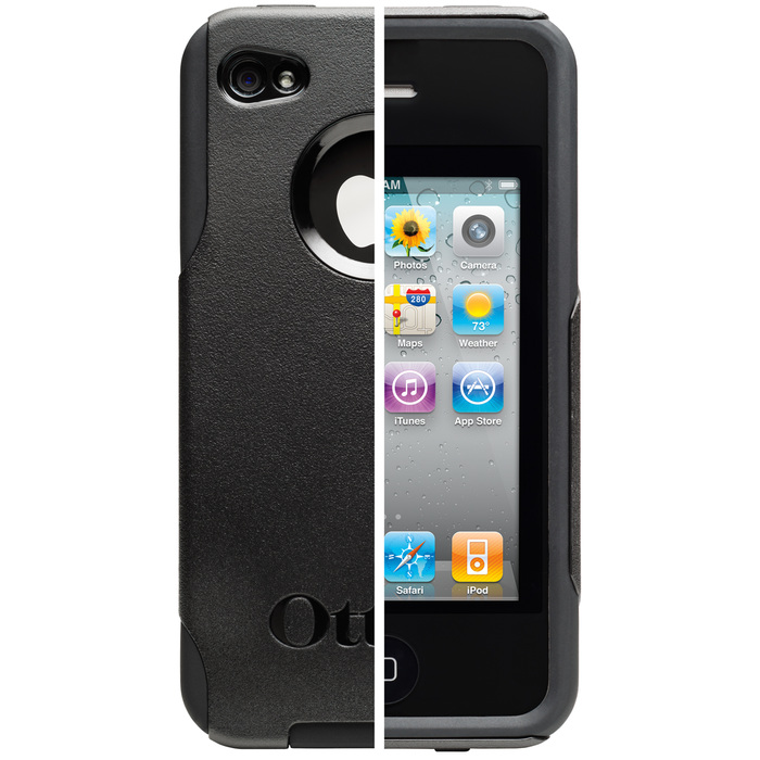 iPhone 4 Case First Look:  OtterBox Commuter