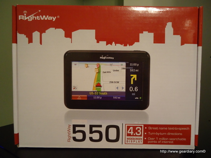 Review: Rightway 550 GPS Keeps You On Track Without Breaking Your Wallet  Review: Rightway 550 GPS Keeps You On Track Without Breaking Your Wallet