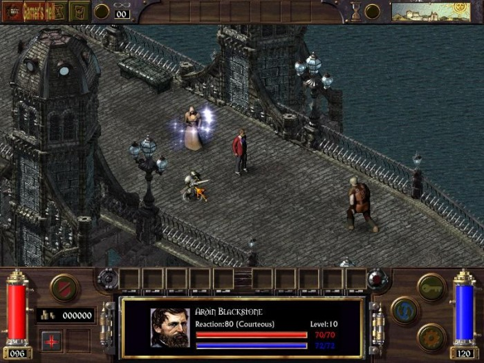The Netbook Gamer: Arcanum: Of Steamworks & Magick Obscura (2001, RPG)  The Netbook Gamer: Arcanum: Of Steamworks & Magick Obscura (2001, RPG)