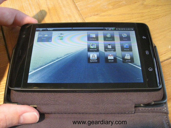 Mini Review: Leather Wallet Case for Dell Streak  Mini Review: Leather Wallet Case for Dell Streak  Mini Review: Leather Wallet Case for Dell Streak