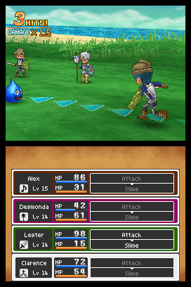 DS Game Review: Dragon Quest IX: Sentinels of the Starry Skies (RPG, 2010)  DS Game Review: Dragon Quest IX: Sentinels of the Starry Skies (RPG, 2010)