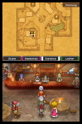 DS Game Review: Dragon Quest IX: Sentinels of the Starry Skies (RPG, 2010)  DS Game Review: Dragon Quest IX: Sentinels of the Starry Skies (RPG, 2010)  DS Game Review: Dragon Quest IX: Sentinels of the Starry Skies (RPG, 2010)