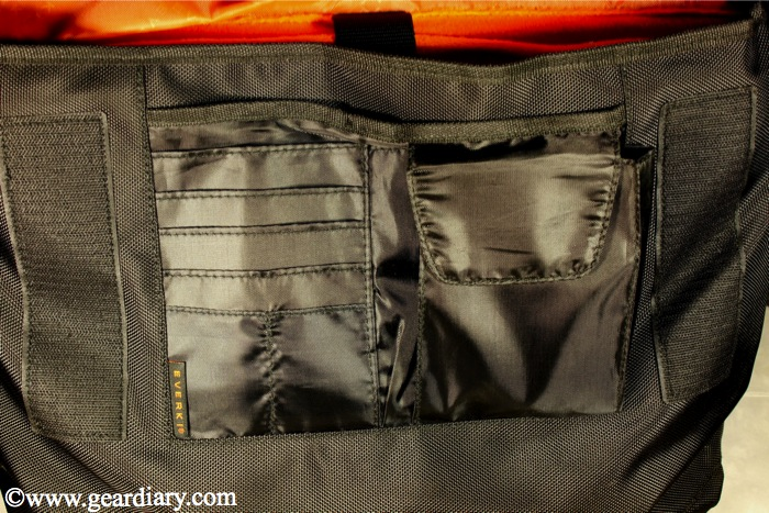 Review:  Everki Track Laptop Messenger Bag