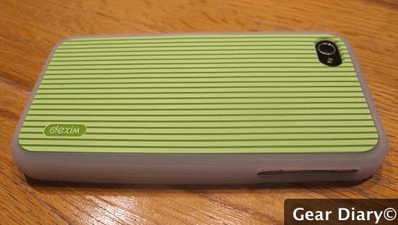 iPhone 4 Case Review- Dexim CYL Premium Silicone Case