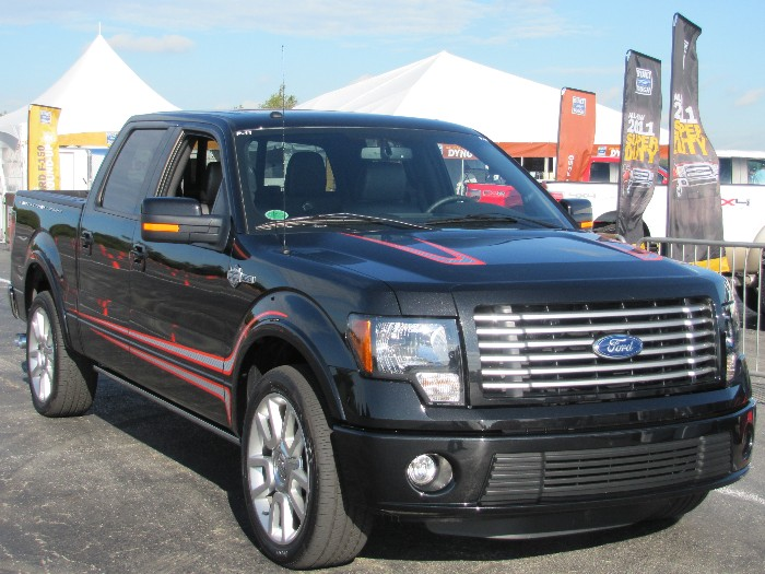 2011 Ford F-150: The Power of Four  2011 Ford F-150: The Power of Four  2011 Ford F-150: The Power of Four  2011 Ford F-150: The Power of Four  2011 Ford F-150: The Power of Four