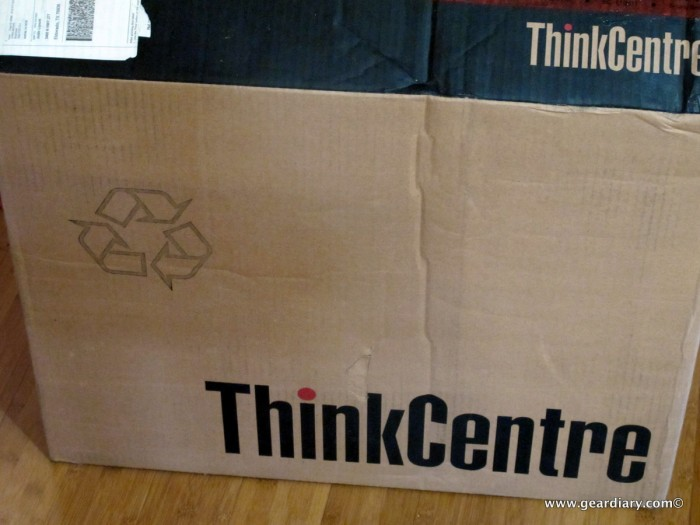 The Lenovo ThinkCentre M90z All-In-One Desktop Computer Review