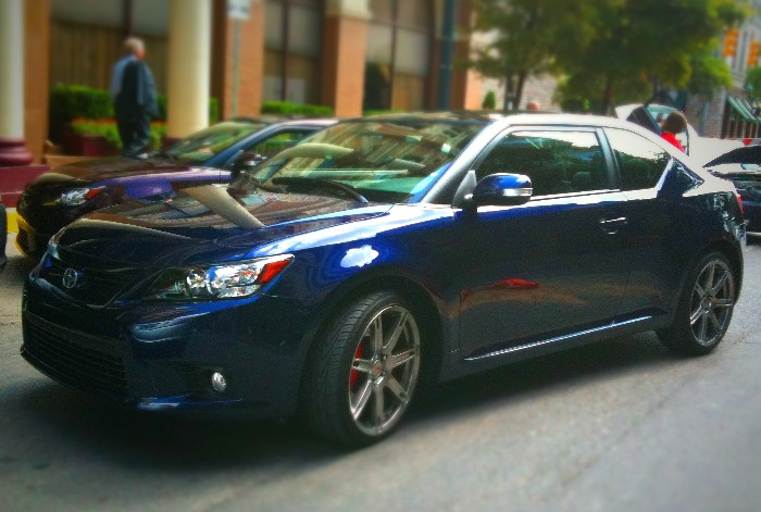First Drive: 2011 Scion tC