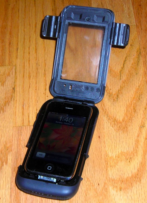 iPhone Accessory Review: Magellan ToughCase for iPhone 3G/3GS and iPod Touch