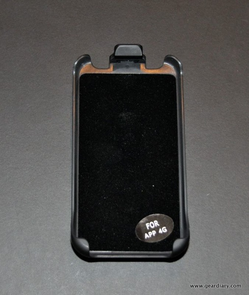 iPhone 4 Accessory Review:  Bumper Holster  iPhone 4 Accessory Review:  Bumper Holster