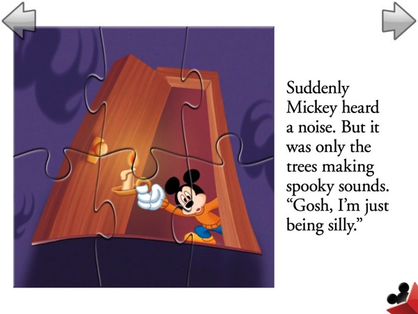 iPad App Review: Mickey's Spooky Night Arrives Just In Time For Halloween  iPad App Review: Mickey's Spooky Night Arrives Just In Time For Halloween  iPad App Review: Mickey's Spooky Night Arrives Just In Time For Halloween