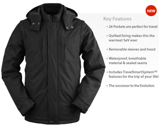 SCOTTEVEST Revolution Plus Review
