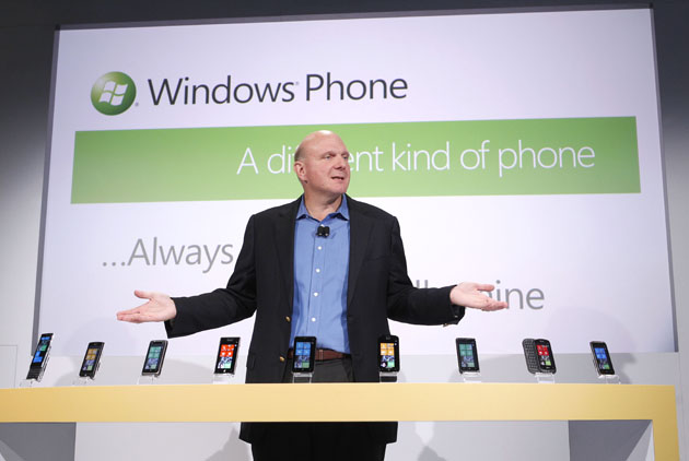 Windows Phone 7: Too Little Too Late? Or Just In the Nick of Time?