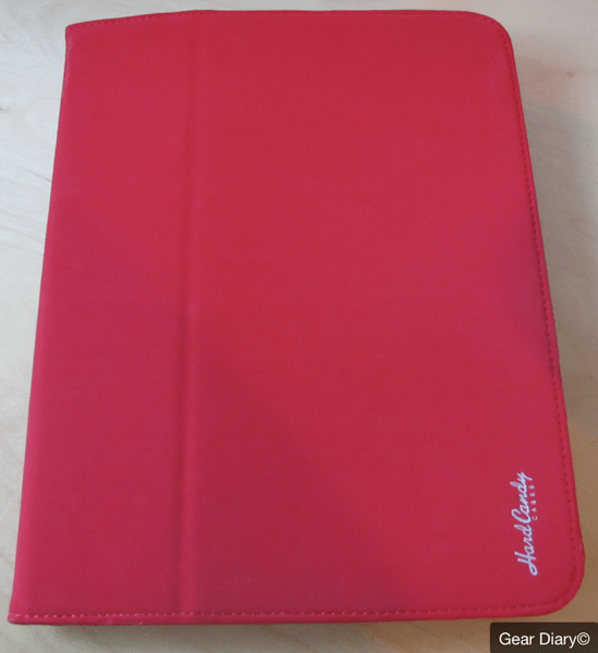 iPad Case Review- Hard Candy Candy Convertible