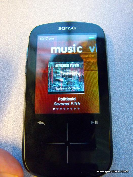 Review: Sandisk Sansa Fuze+ Media Player