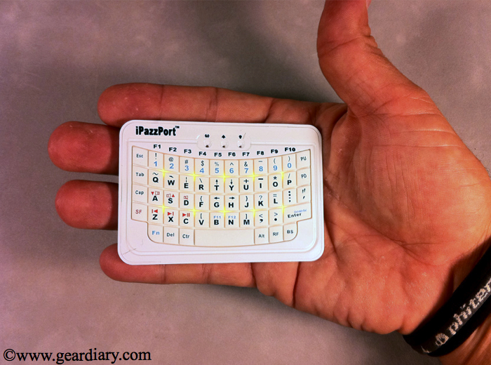 Mobile Phone Gear Review:  iPazzPort Bluetooth Wireless Keyboard  Mobile Phone Gear Review:  iPazzPort Bluetooth Wireless Keyboard  Mobile Phone Gear Review:  iPazzPort Bluetooth Wireless Keyboard  Mobile Phone Gear Review:  iPazzPort Bluetooth Wireless Keyboard