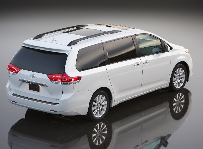 GearDiary 2011 Toyota Sienna Is All About the 'Swagger'