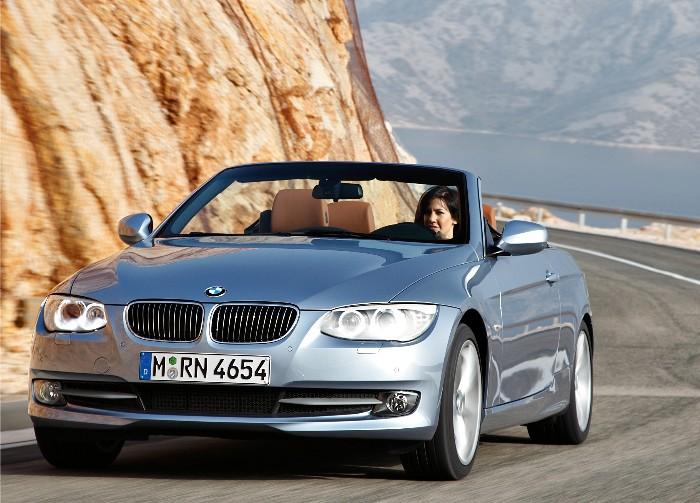 2011 BMW 335i Convertible