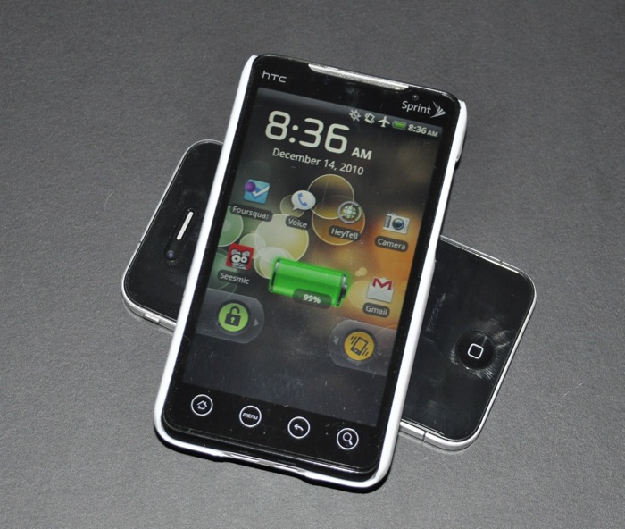 GearDiary Why I'm Keeping the HTC EVO 4G