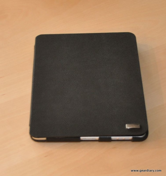 iPad Case Review:  JAVOedge Editor Quantum Case - Thin Is In.