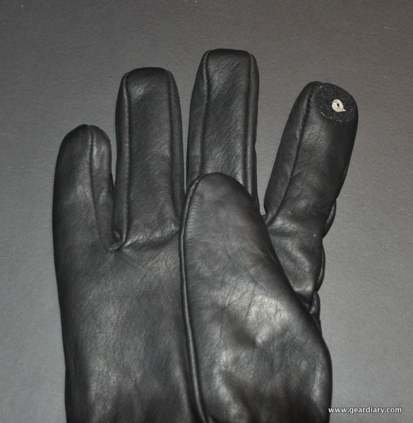 GearDiary Misc. Gear Review:  GloveTips, Make Any Pair Of Gloves Touch Screen Comptabile