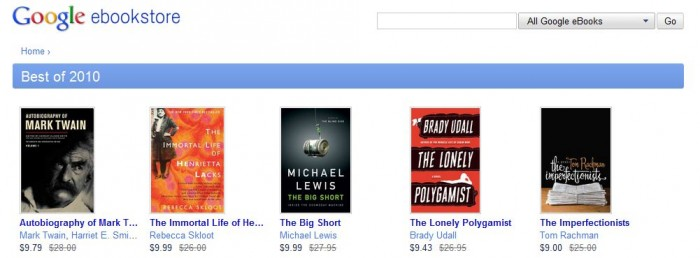 Is Google eBooks a Bestseller or a Bargain Bin Book?  Is Google eBooks a Bestseller or a Bargain Bin Book?