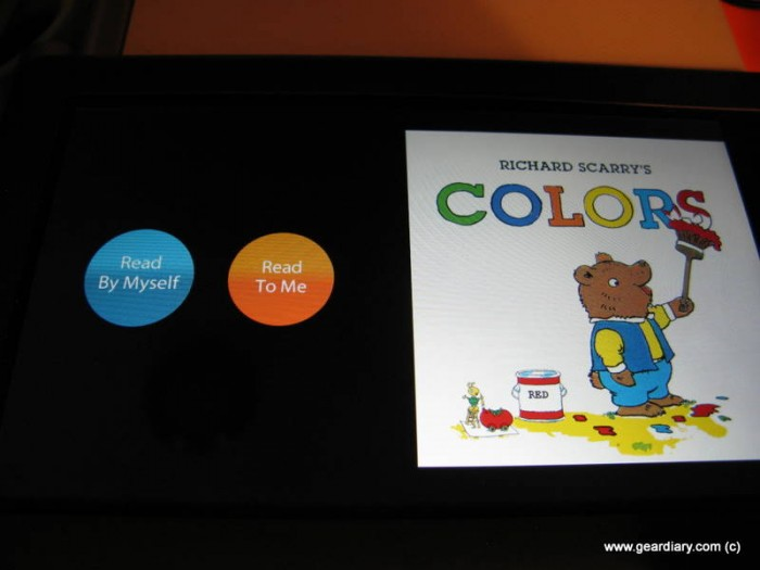 Barnes & Noble NOOKcolor Review