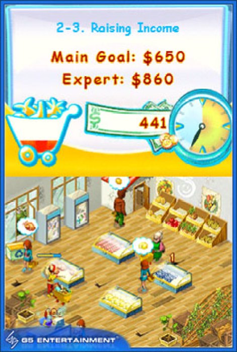 DSiWare Game Review: Supermarket Mania  DSiWare Game Review: Supermarket Mania  DSiWare Game Review: Supermarket Mania  DSiWare Game Review: Supermarket Mania