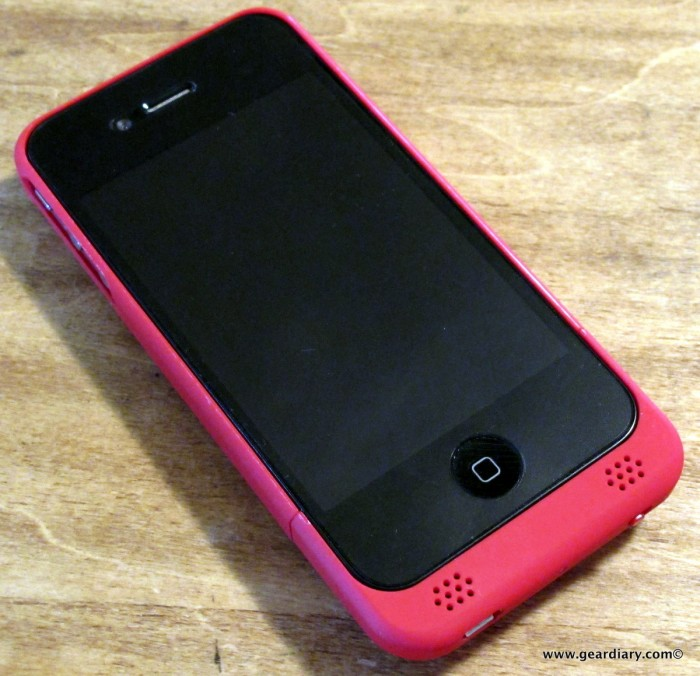 iPhone 4 Accessory Review: Tekkeon myPower Extended Battery Case