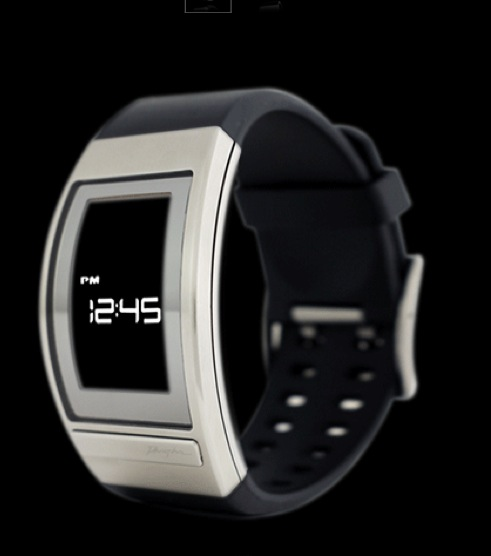 The PHOSPHOR World Time Curved E Ink Watch Review