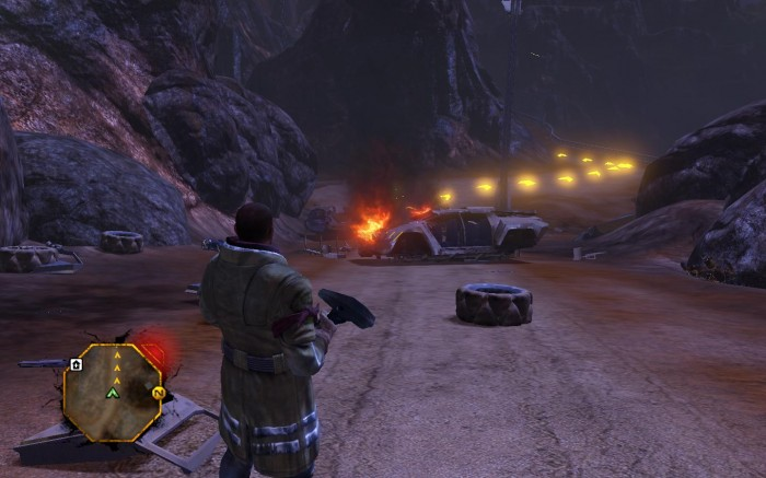 PC Game Review: Red Faction Guerrilla  PC Game Review: Red Faction Guerrilla