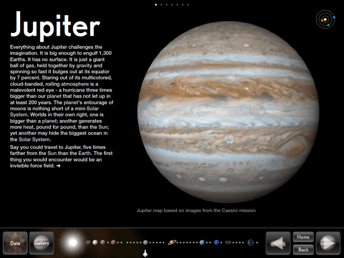 Solar System for iPad Review