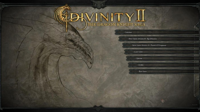 PC Game Review: Divinity II: The Dragon Knight Saga