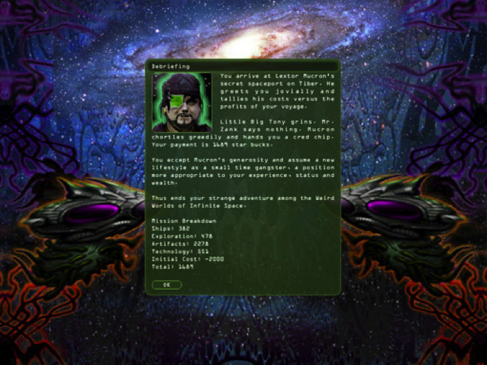 Astraware and Digital Eel launch Weird Worlds: Return To Infinite Space on the iPad