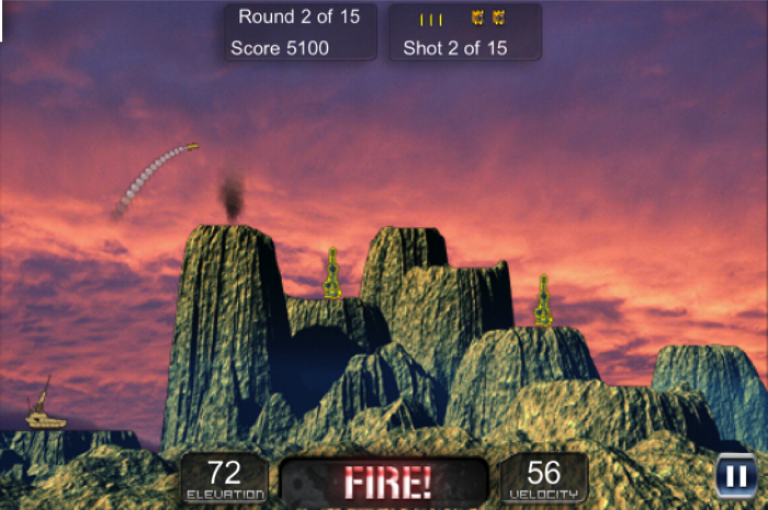 Discovery Channel Cannon Challenge for iPhone/Touch Review