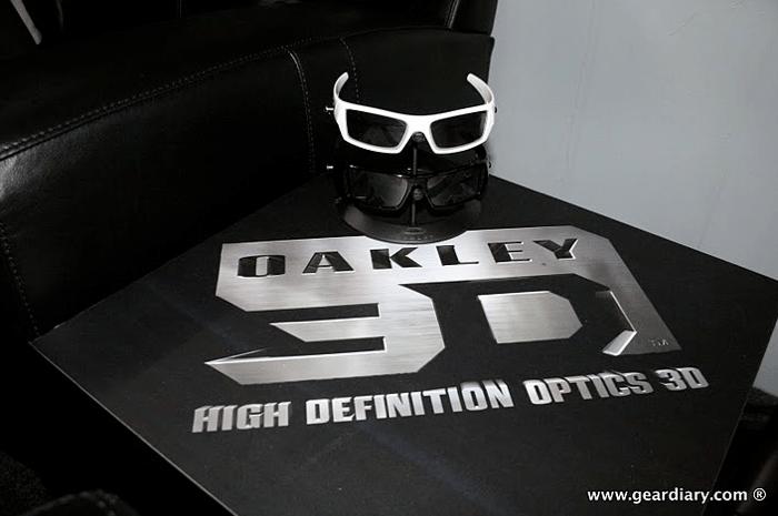 oakley 3d