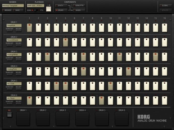 iPad App Review: Korg iMS-20