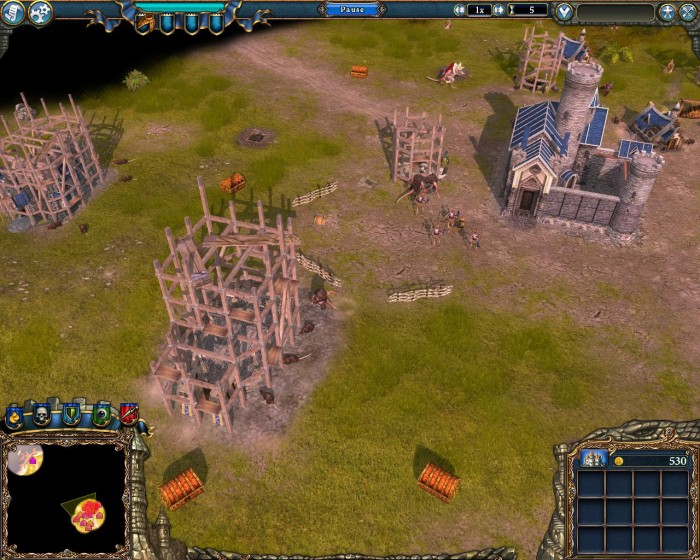PC Game Review: Majesty 2: The Fantasy Kingdom Sim  PC Game Review: Majesty 2: The Fantasy Kingdom Sim