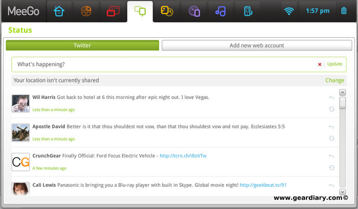 Review: MeeGo 1.1