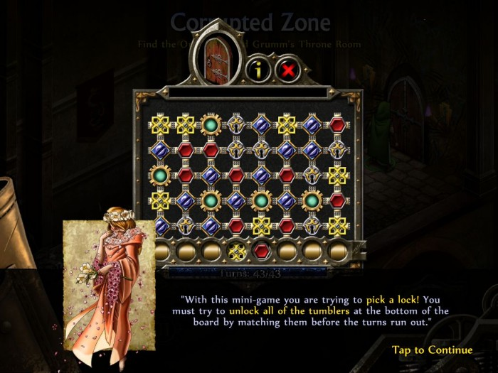 iPad Game Review: Puzzle Quest 2