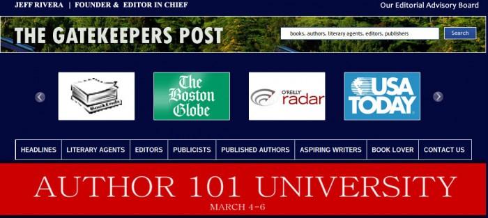 Gatekeeper's Post - the Huffington Post for Books?